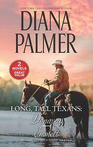 Long, Tall Texans: Donavan/Emmett by Diana Palmer
