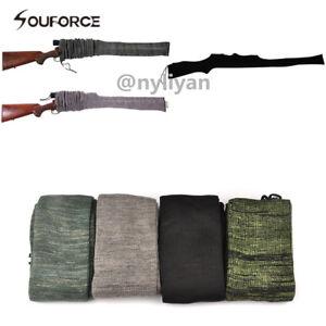 "4pcs 54/"" Gun Sock for Rifle//shotgun Gun Accessories Gun Case Gun Storage 4 Color"