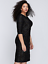 NEW-LANE-BRYANT-Metallic-Fitted-Sheath-silhouette-Dress-Plus-28-4X-Crinkled-NWT thumbnail 1