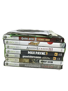 Lot-Of-12-Xbox-360-Games-Tested-GTA-Assassins-Creed-Race-Max-Payne3-Forza
