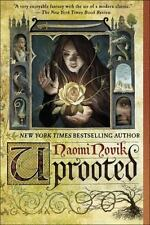 Uprooted by Naomi Novik Paperback Book (English)