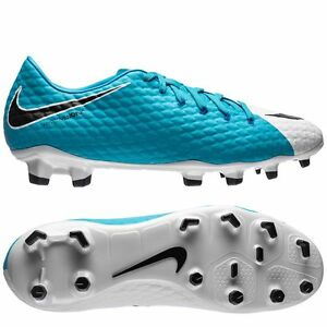 b1c8743c0 Nike Hypervenom Phelon III FG 2017 Nike Skin Soccer Shoes New White ...