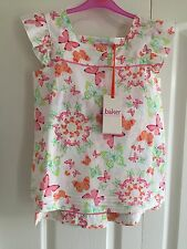 Ted Baker Girls Butterfly Pyjama Set. 6-7 Years. BNWT. Designer