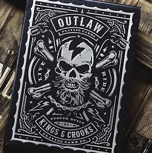SAVE $2! Outlaw Playing Cards by Kings /& Crooks