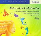 Brainwave Suite: Relaxation & Meditation [Slimline] by Jeffrey D. Thompson (CD, Aug-2008, The Relaxation Company)