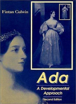 ADA : A Development Approach by Culwin, Fintan