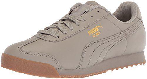 PUMA 36640803 para hombre Roma Clásico Gum Zapatillas-elegir talla Color.