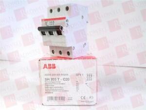 ASEA BROWN BOVERI SH201T-C16 NEW IN BOX SH201TC16