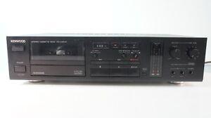 Kenwood-KX-440HXSingle-Tapedeck-Dolby-HX-Pro-DPSS-Kassettendeck-Cassette-Deck