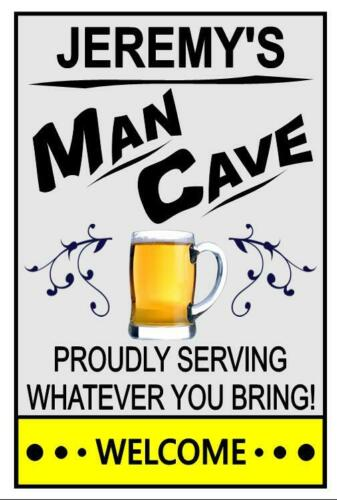 Serving Whatever You Bring-Different Names Medium Man Cave Refrigerator Magnet