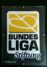 PATCH BUNDESLIGA STIFTUNG BADGE DFB DFL 2009-2010 TRIKOT MATCHWORN