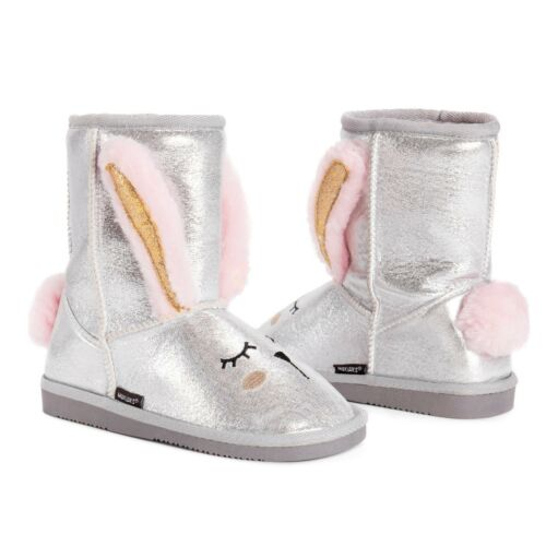 MUK LUKS « Girl/'s Ruby Bunny Boots