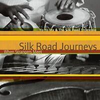 Yo-yo Ma, Silk Road - Silk Road Journeys: When Strangers Meet [new Cd]