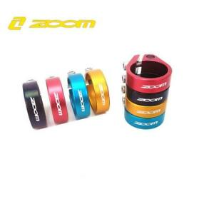 Zoom-31-8-34-9mm-Road-Bike-MTB-Seat-Post-Clamp-Seatpost-Clamps-Quick-Release