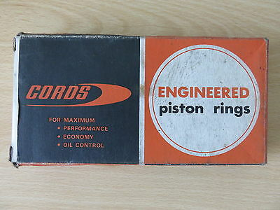 1.5mm 4 x Ford Escort Capri Cortina Pinto RS2000 OHC Pistons High Compression