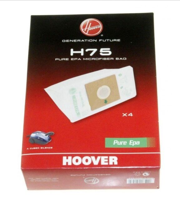 HOOVER Sacchetti Per Aspirapolvere Cubed Silence Thunder Space X4 H75 35601663