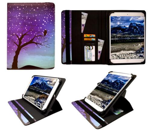 Mediacom Smartpad iyo 7 Tablet 7 Pollici Universale Rotazione Custodia Cover slot per schede