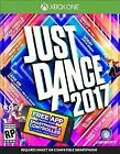 Just Dance 2017 (Microsoft Xbox One, 2016)
