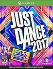 Just Dance 2017 (Microsoft Xbox One, 2016)
