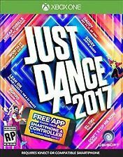 Just Dance 2017 (Microsoft Xbox One, 2016) - COMPLETE