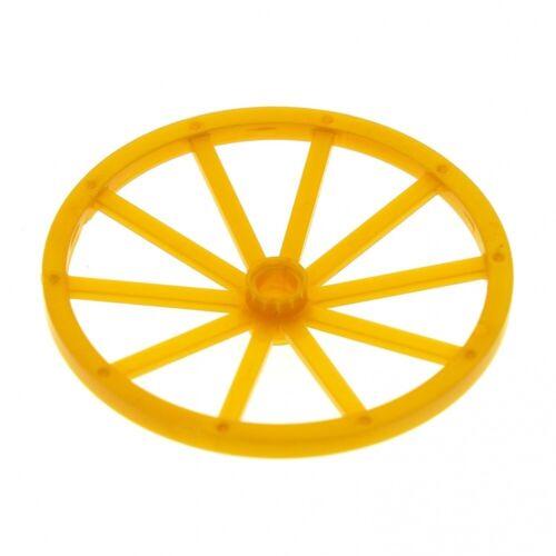 1x Lego Wheel Perl Gold 2 3//16in Cartwheel Very Large Spokes 4625247 33212