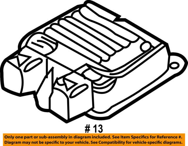 Seat Ecu Ecm Computer Porsche Cayman 1662959 06 07 08 09 10 11 12