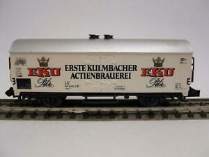MINITRIX-Bierwagen-EKU-32037