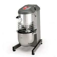 Sammic Be 10 10qt Planetary Mixer 7 Lb Flour Capacity With Attachments