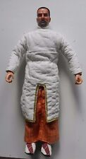 1/6 INGINTE MEDIEVAL  DRESSED IN WHITE  FIGURE.   NEW.