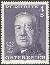 Austria 1973 Otto Loewi/Farmacología/Medicina/Médico/ciencia/personas 1v at1110a