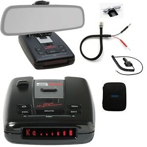Escort-Passport-S55-High-Performance-Radar-amp-Laser-Detector-Mirror-Mounting-Kit