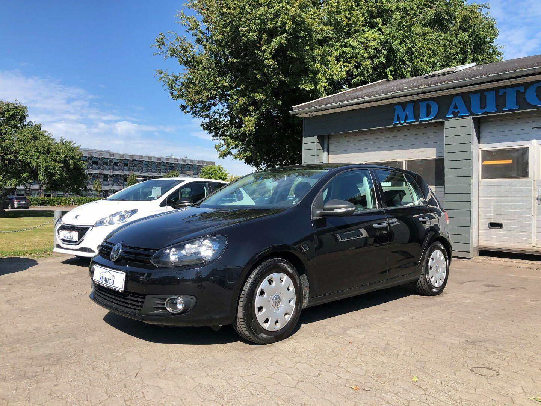 VW Golf VI 1,6 Trendline 5d