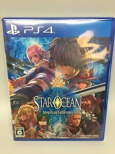 USED-PS4-Star-Ocean-5-Integrity-and-Faithlessness-SQUARE-ENIX-JAPAN-VER
