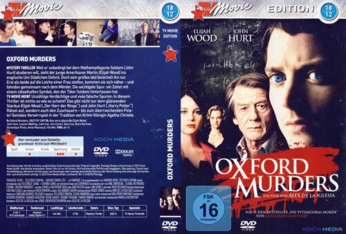 1 von 1 - Oxford Murders - DVD - 2 - Film - Video - Print Edition - ! ! ! ! !