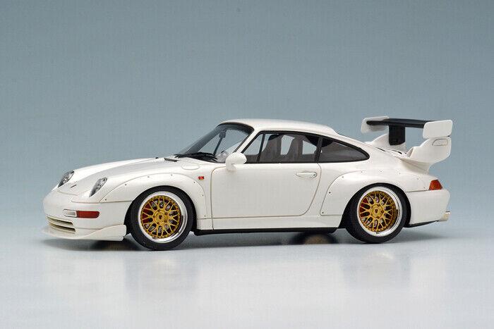 MakeUp VISION VM116A 1 43 Porsche 911 (993) GT2 Option equipment 1996 white