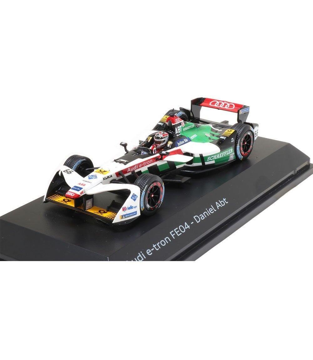 AUDI ETRON FE04 modellololo auto 1 43 DANIEL ABT formula e in miniatura 5021800132