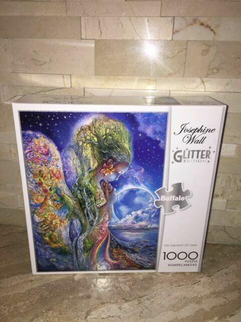 Josephine Wall Puzzle Grafika 1000 Teile Catching Wishes 59364