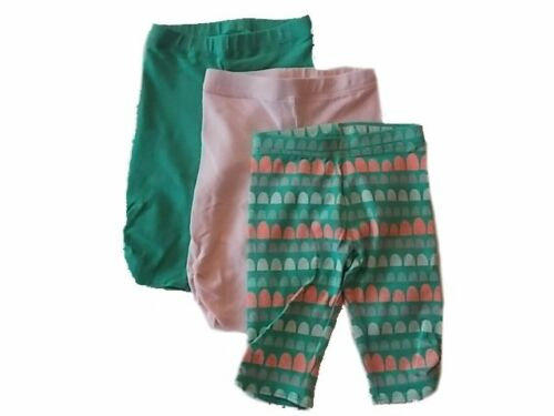 NWT Girl/'s Gymboree Island Cruise green pink leggings 6 12 18 24 months 2T 3T 4T