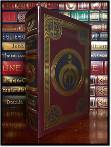 The-Hero-Of-Ages-SIGNED-by-BRANDON-SANDERSON-New-1st-Leather-Bound-Hardback