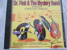 Dr. Fink & The Mystery Band - Hooked on a Beatles Tribute - CD