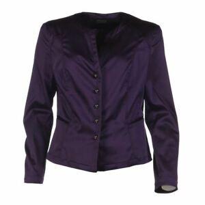 Purple Button Maniche £ Lm Rrp 14 40 Giacca 5081951415674 lunghe Apanage 145 Front Taglia Uk 169 5wgIPIExq