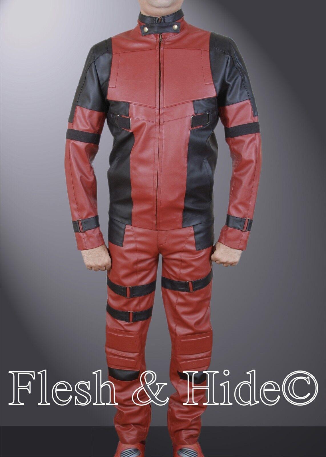 Deadpool Wade Wilson Ryan Reynolds Costume