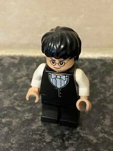 LEGO HARRY POTTER BOW TIE HARRY MINI FIGURE VGC