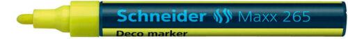 SCHNEIDER Deco-Kreide-Marker MAXX 265 Kreidemarker Kreidestift Flüssigkreide