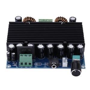 Carte-mere-d-039-amplificateur-de-puissance-HiFi-210Wx2-Class-D-audio-numerique