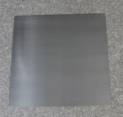 Druckplatte Grundplatte Federstahl 1.1274  310x320x0,5mm