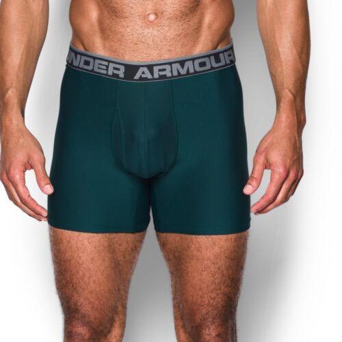 "Under Armour Men/'s Original Series 6/"" Boxerjock 11 Colors"