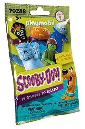 Playmobil - Minifigures - Scooby-Doo - Serie 1(70288) - NEW