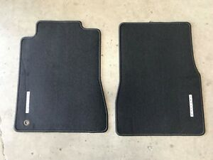 2006 Ford Mustang Floor Mats With Pony Logo