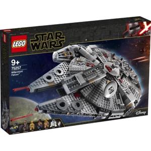 LEGO-75257-Star-Wars-The-Rise-of-Skywalker-Millennium-Falcon-NEW